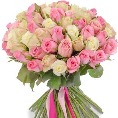 Букет из 47 роз