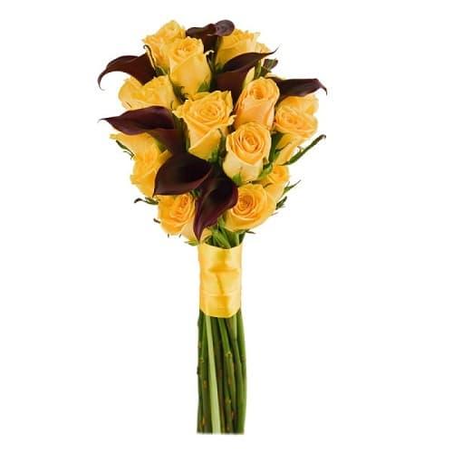 Мужские букеты цветов