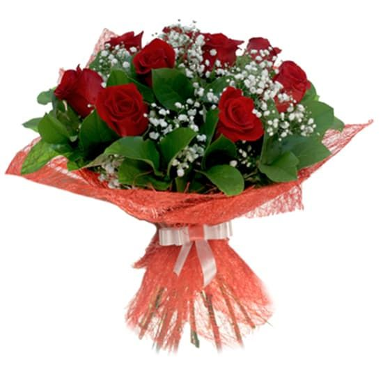 Букеты из 9 роз