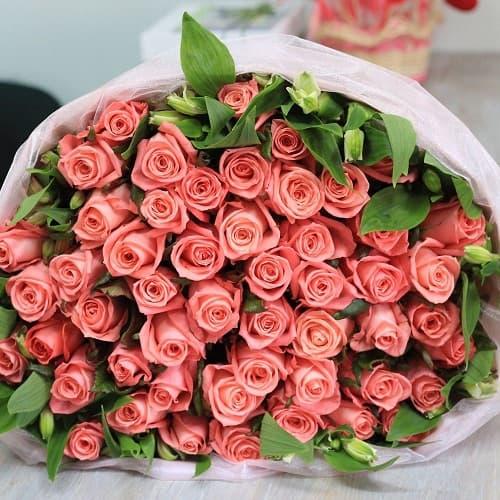 Букеты роз до 3000 рублей