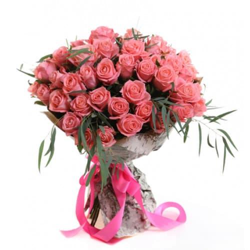 Букеты из 37 роз