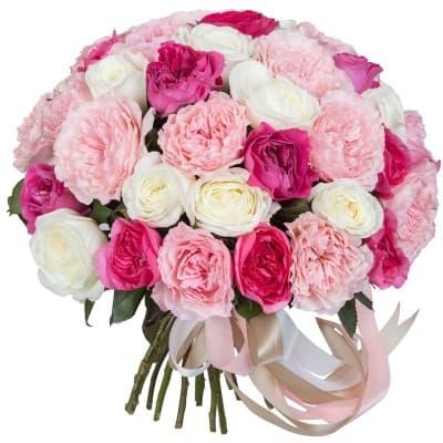 Букет из 37 роз