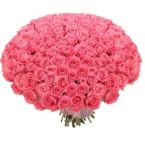 Букеты из 151 розы