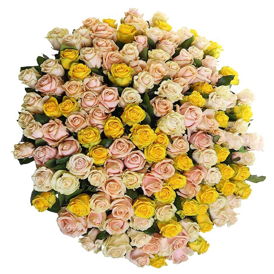 Букеты из 251 розы