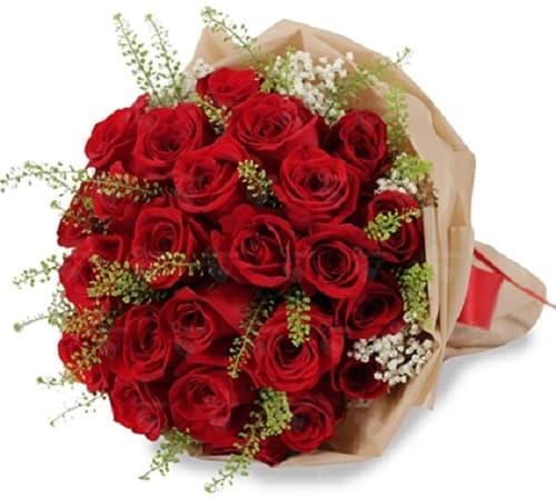 Букеты из 23 роз